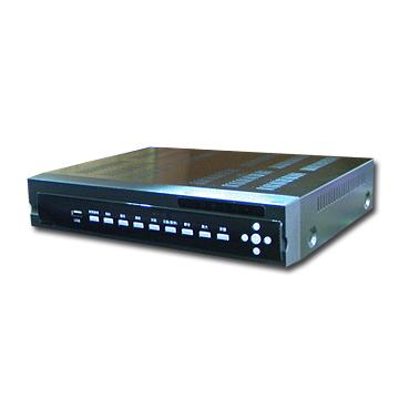 JG-908 8CH H.264<br>DVR 網路型數位錄影主機