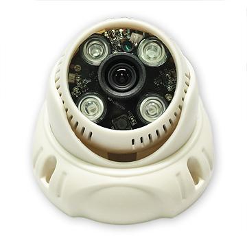 AHD-4200L 1080P 200萬畫素陣列式半球陣列燈紅外線彩色攝影機